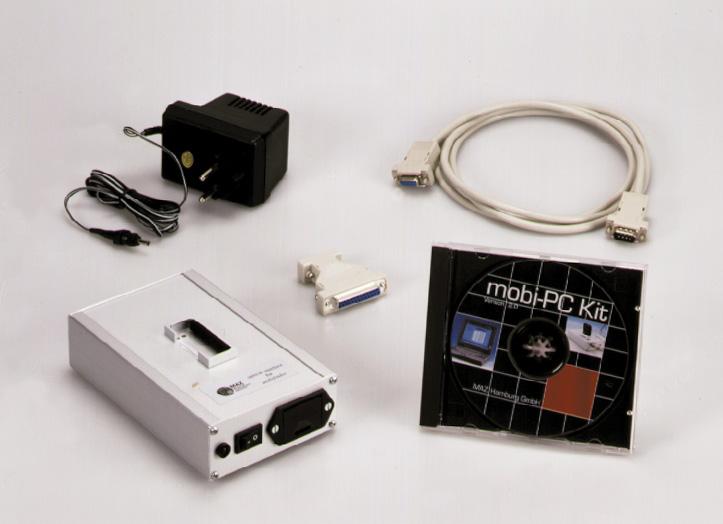 PC-Kit Einzelteile